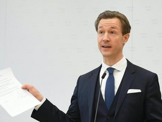 U-Ausschuss: SPÖ, NEOS, FPÖ zeigen Blümel wegen Falschaussage an