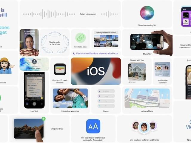Um wieviel Uhr scheinen iOS 15, iPadOS 15 und watchOS 8?