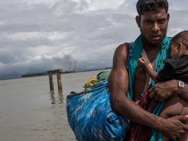 Die Lage in Myanmar eskaliert
