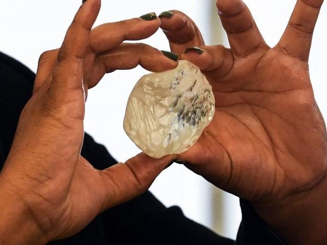 Südafrika: Diamant mit über 1.000 Karat entdeckt