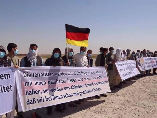 Bundesregierung will mehr Bundeswehr-Helfer aus Afghanistan aufnehmen