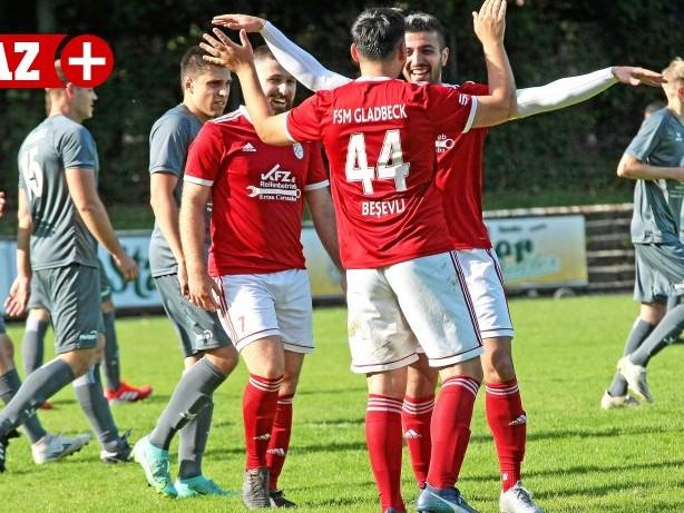 Fußball Kreisliga A: FSM Gladbeck will im Winter noch ein wenig nachrüsten