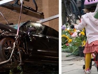 Unfall in Berlin: Vier Tote, darunter ein Kleinkind - Ursache medizinischer Notfall?