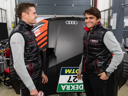 DTM: Neuzugang bei WRT-Audi Fittipaldi-Enkel kommt in die DTM