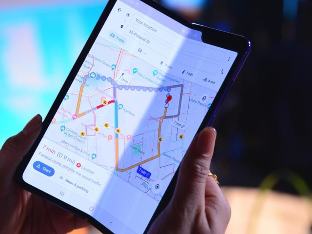 Die Einzelteile offenbaren Samsungs erstaunlichen Fehler