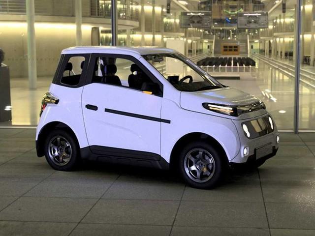 Russland: Zetta: Für 6300 Euro gibt es das billigste Elektroauto der Welt