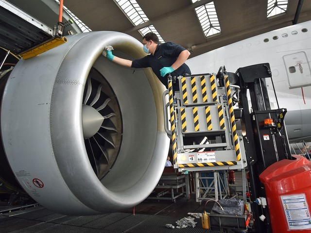 Reaktivierung Boeing 747-8: So wird aus dem Steh- wieder ein Flugzeug