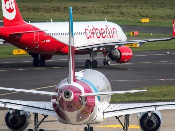 Gehaltseinbußen: Air-Berlin-Piloten sollen bei Eurowings weniger verdienen