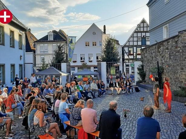 Kultursommer: Arnsberg: Der erste Kultursommer ist ein echter Bringer