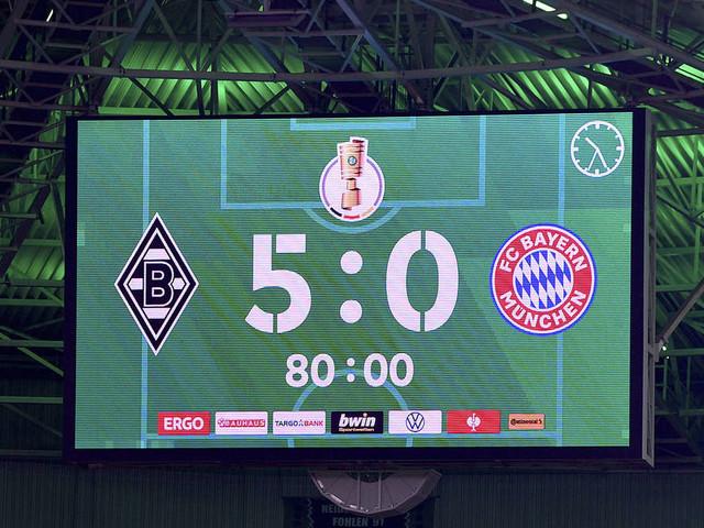 0:5 in Gladbach! Desolater FC Bayern kassiert im DFB-Pokal eine historische Klatsche