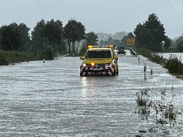 Klima-Extreme: Forscher warnen vor mehr Starkregen