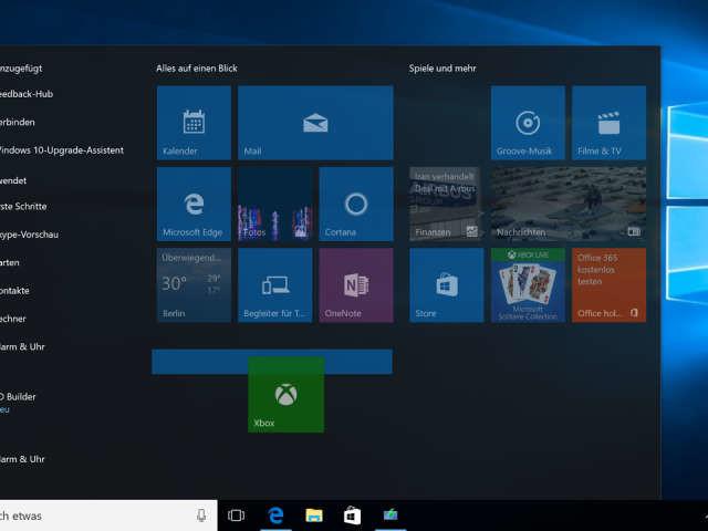 Windows 10: Gerüchte über Version für High-End-Workstations