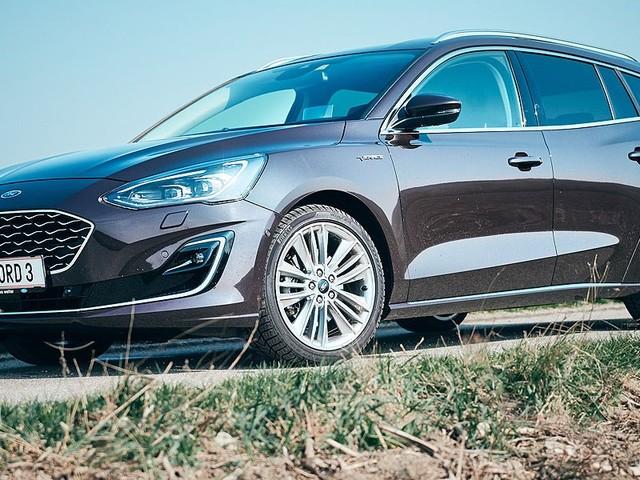 Ford Focus: Viel Lade- bei wenig Hubraum