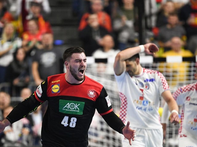 Handball-WM: Deutschland nach Krimi gegen Kroatien im Halbfinale