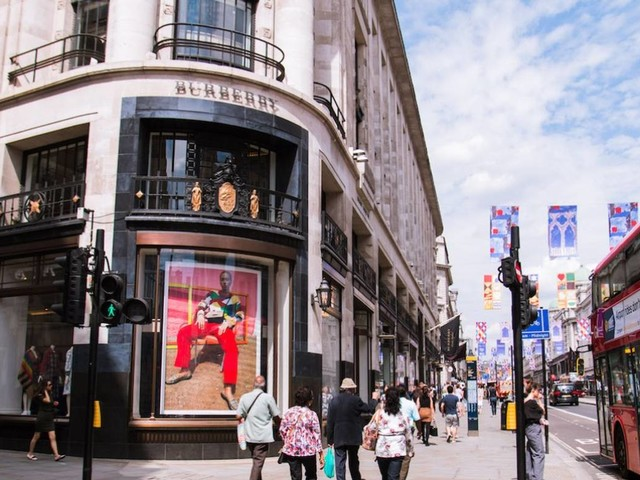 Burberry: CP Duggal wird erster Chief Digital and Analytics Officer