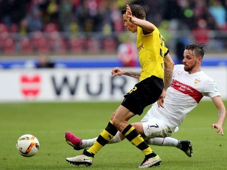 VfB Stuttgart: Erik Durm vor Wechsel zum VfB Stuttgart