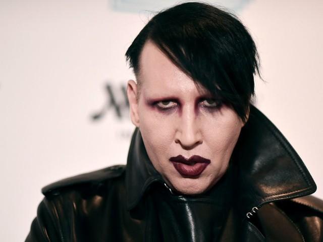 Marilyn Manson: Anonyme Frau verklagt Rocksänger wegen mehrfachen sexuellen Missbrauchs