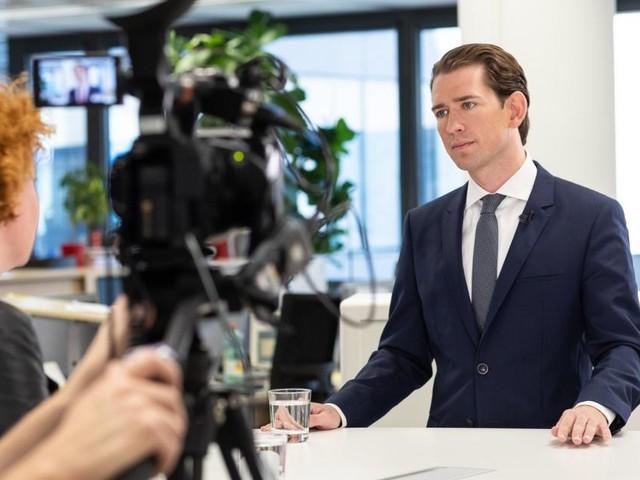 """Sebastian Kurz: """"Nur Erster werden reicht nicht"""""""