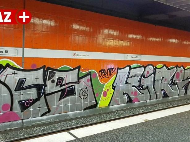 U35: SPD schimpft: U-Bahnhöfe in Herne sind Angst- und Ekelräume