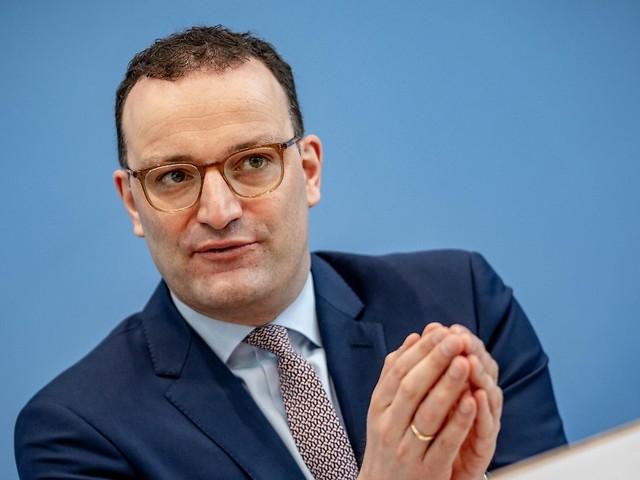 """Späte Rückendeckung für Laschet: Spahn """"wundert"""" sich über K-Frage-Streit"""