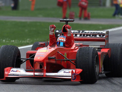 Formel 1: Mercedes-Dominanz Mercedes dominanter als Schumi?