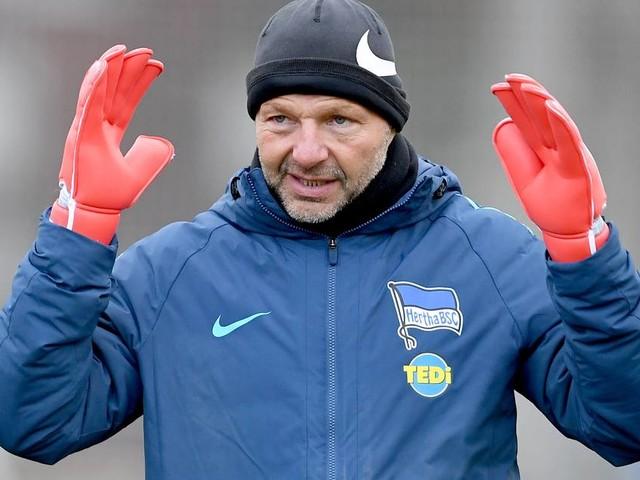 Nach homophoben Aussagen: Hertha BSC trennt sich von Torwarttrainer Zsolt Petry