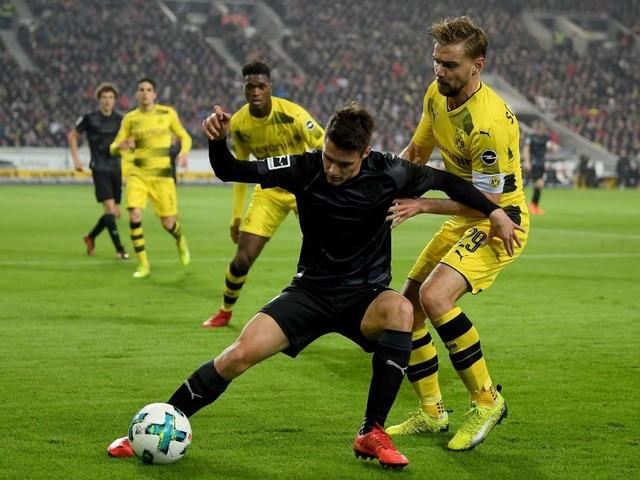VfB Stuttgart gegen Borussia Dortmund: Die Roten gewinnen gegen den BVB