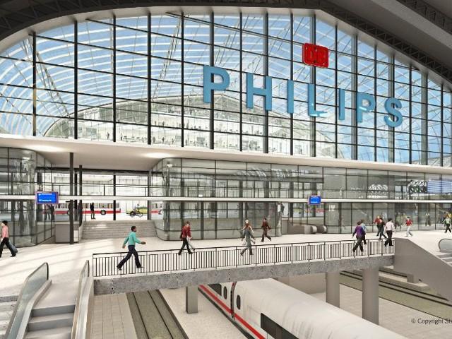 Jahrhundertprojekt: So soll der neue Hauptbahnhof in Hamburg aussehen