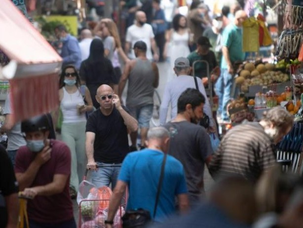 Neuinfektionen: Erstmals seit April mehr als 100 neue Corona-Fälle in Israel