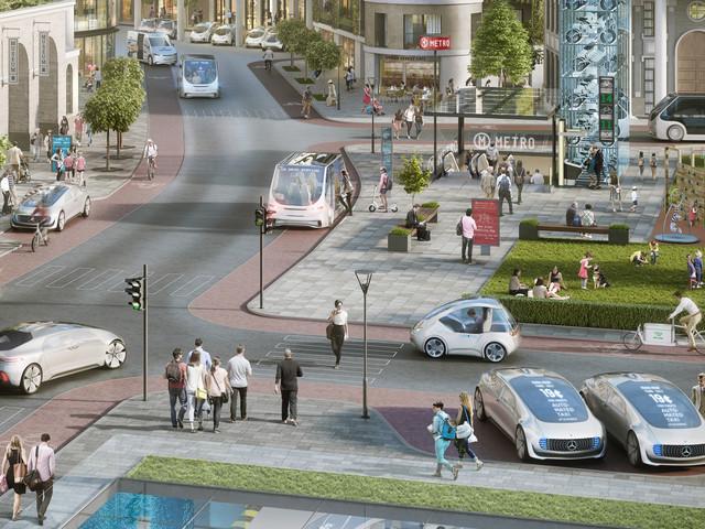 Neue Mobilitätsdienste wachsen exponentiell