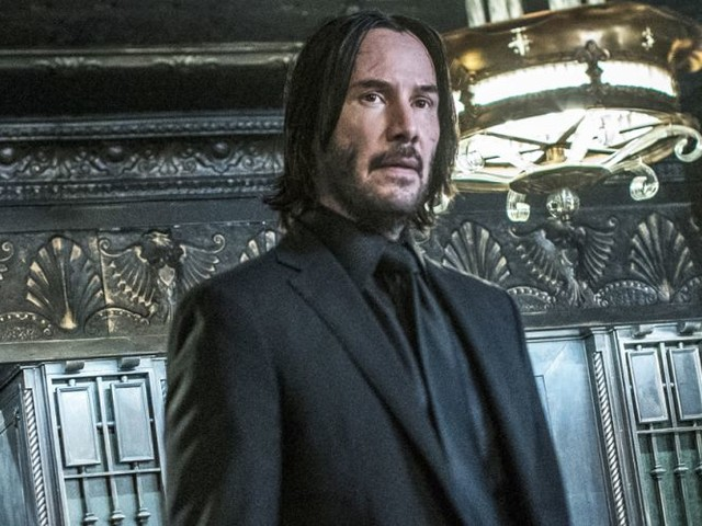 """""""John Wick 3"""": Keanu Reeves trifft auf seine bislang """"größten"""" Gegner!"""