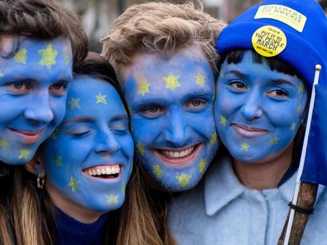 Neues Jahr, neue Mächte: 2021 muss sich Europa behaupten