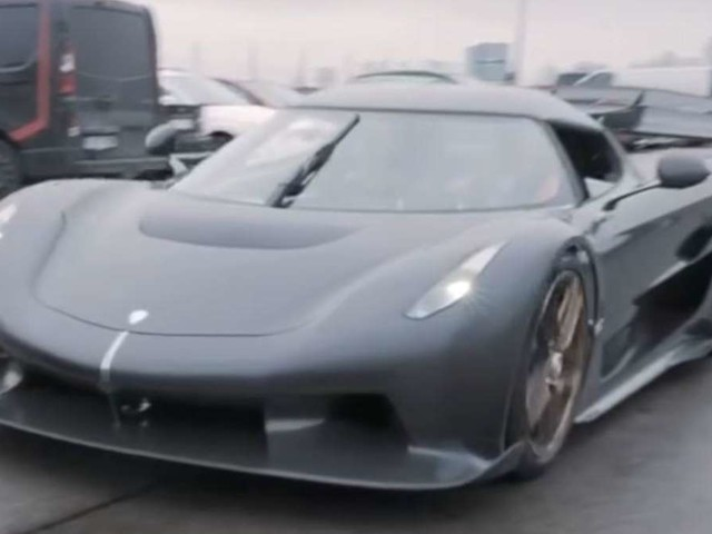 Koenigsegg will's wissen: Dieses Auto soll Tempo 500 schaffen