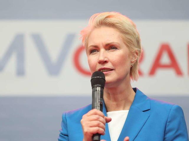 Landtagswahl in Mecklenburg-Vorpommern live: Schwesig nimmt Kurs auf zweite Amtszeit