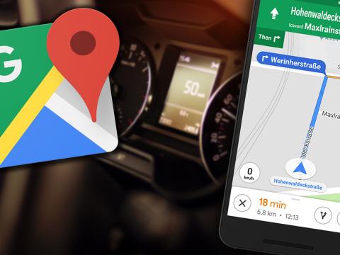 100 Neuerungen für Google Maps: So soll der Kartendienst verbessert werden