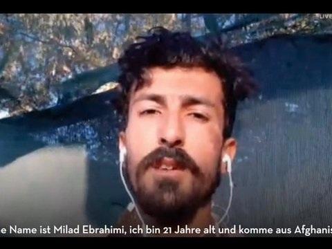 """""""A short story of Moria"""": Joko und Klaas lassen Milad aus Moria berichten"""