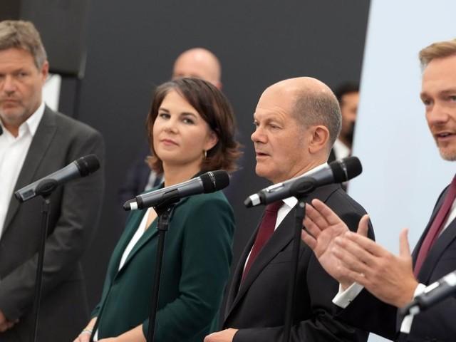 Steuern und Bundeswehr – Darüber streiten SPD, FDP und Grüne