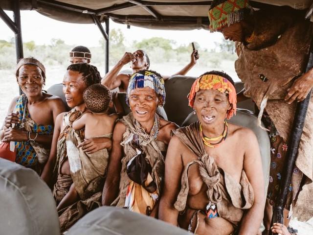 Namibia Reisebericht Teil 3 – Ein Tag im Busch