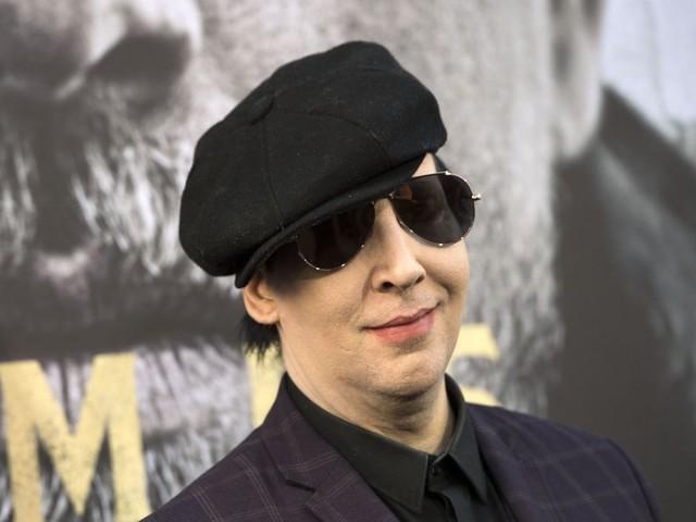 Marilyn Manson im Krankenhaus: Bühnendeko fällt auf Schock-Rocker