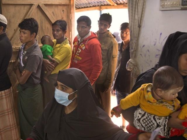 Mit Angstzurück nach Myanmar