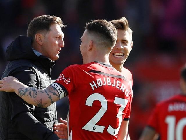 """Hasenhüttl mit Southampton gerettet: """"Haben es verdient"""""""