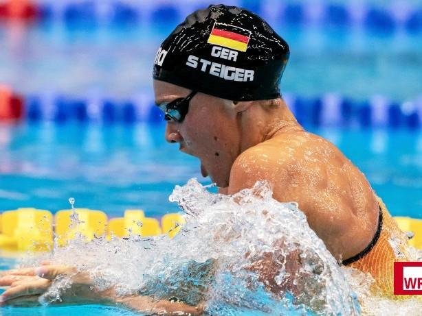 Schwimmen: VfL Gladbeck: Steiger startet erfolgreich ins Olympiajahr