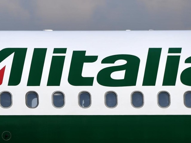 Flugausfälle wegen Streik bei Alitalia am Freitag