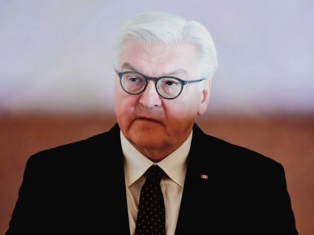 Die Krise macht aus Steinmeier einen neuen Präsidenten