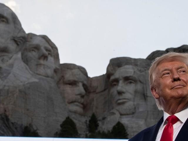 Trumps düstere Botschaft zum Unabhängigkeitstag