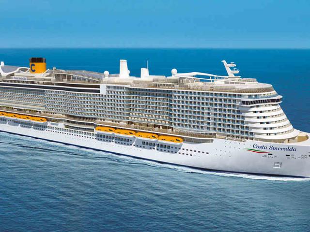 Kritik wegen CO2-Verbrauch : Schulfahrt mit Kreuzfahrtschiff sorgt für Diskussionen