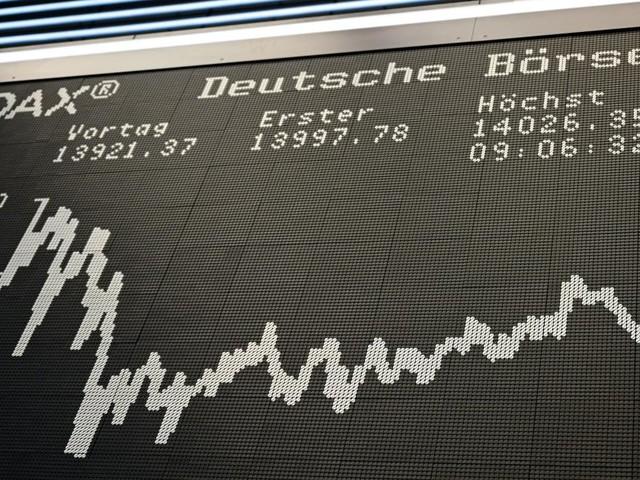 Deutsche Wirtschaft blickt auf ein Rekordquartal zurück