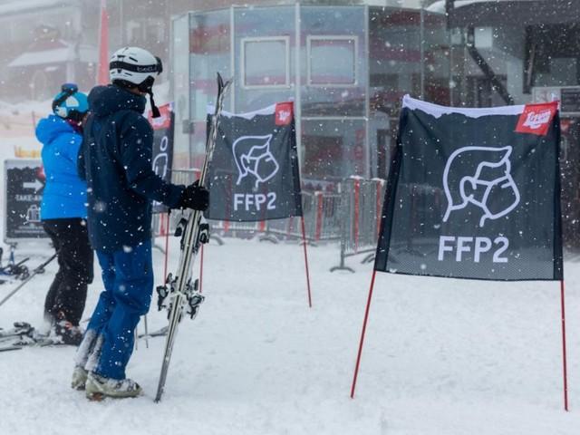Was die Skifahrer im heurigen Corona-Winter erwartet