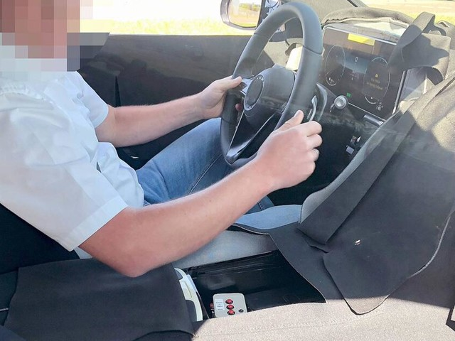 Nächste Mercedes S-Klasse mit völlig neuem Armaturenbrett