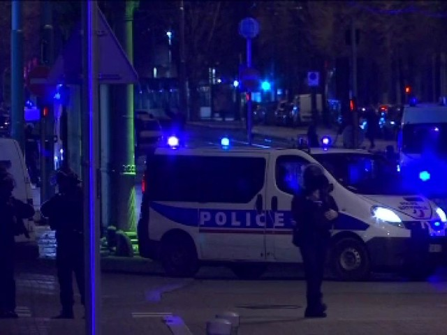 Straßburger Attentäter von der Polizei getötet
